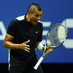 Nick Kyrgios loses tight first set in US Open against Andy Murray. Follow it live on PerthNow: http://t.co/RF9p5G9d6Z http://t.co/blsWkUpDcA