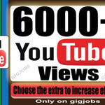 6000+ High Retention Views for Your YouTube Video To Improve Social Media And SEO for $5 http://t.co/FtheeKAKHZ http://t.co/dqxBzdVEeq
