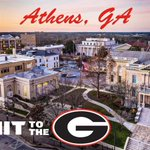 Nobody does it better than #Georgia.  No place better to live than the Classic City.   #GoDawgs #CommitToTheG http://t.co/I5QT8inQhM
