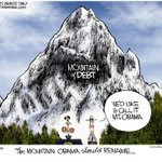 The Mountain Obama SHOULD Rename: Lets Call It Mount Obama #NationalDebt #WakeUpAmerica #SisterPatriots #tcot http://t.co/K1xwlnWQJh