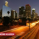 Los Angeles officially launches 2024 Olympic & Paralympic Games bid. #LA2024 STORY: http://t.co/a2b2S7kNoS http://t.co/9T725wav6w