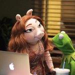 On a lighter note, Kermit has a new girlfriend, Denise. http://t.co/egD0GlbyKC