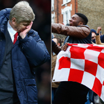Arsenal fans organise HUGE #DeadlineDay protest. It doesnt quite go as planned… http://t.co/UIqEfyZevF #AFC http://t.co/ZK9Y8TsZsr