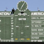 Here is tonights #Cubs starting lineup against the #Reds. Game preview: http://t.co/4AvWhvRA3P #LetsGo http://t.co/7RESaFcrSk