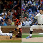 #Cubs today recalled INF Javier Baez and LHP Tsuyoshi Wada from @IowaCubs. http://t.co/s7fAxLquhH