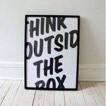 Think Outside The Box http://t.co/rckJK0jxD9 #scifi #fantasy #film #movie #star #space #indie #nerd #geek #london #uk http://t.co/yJ0sXX9iH1