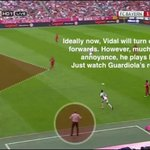 VIDEO: Pep Guardiola goes mad at Arturo Vidal for his tactical awareness! Detailed analysis!..http://t.co/Y2ovSPkeAQ http://t.co/7LNJDg57x8