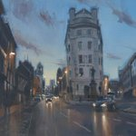 Westgate Road by Kevin Day http://t.co/ClKIQ0l2Wb #Art #Newcastle #Painting @luvthenorth444 http://t.co/McV0PPi5zX