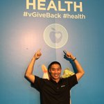 Just supported the #health cause for @vmwFoundation #VMworld #vGiveback Takes just few minutes, lets hit goal of 10K http://t.co/swMOoj0Kdg