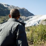Obama visits melting Alaska glacier: We want to make sure that our grandkids can see this http://t.co/AqTUiSjKbC http://t.co/0OUGO0O8BW