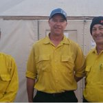 Australian firefighters work the 12,500-acre Eagle Complex in NE #Oregon – via: @Inciweb http://t.co/Ka19j2vgW3 http://t.co/YJWImvEKmY