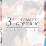 #EnVivo: Entrega del #TercerInforme de Gobierno del Presidente @EPN https://t.co/PHe8Lm0WDy http://t.co/LD3cyVpwHC