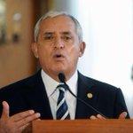 Congreso de Guatemala levanta inmunidad a Otto Pérez http://t.co/VLNQT71NXp http://t.co/iNX1aQ22HK