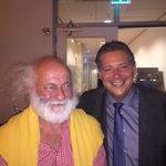 Slava en nieuwe burgemeester van @gemeenteheerlen @RalfKrewinkel #cn15 #cn25jaar #Heerlen #culturanova http://t.co/9N6S2X2Gdk