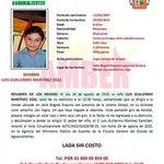 Vía @PGJEAgs #AlertaAmber por Luis Guillermo Martínez Díaz #Aguascalientes @LaAlamedaAgs http://t.co/JE2BIgNq7I