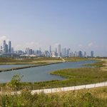 Northerly Island Park, featuring a 5-acre lagoon, winding trails, opens Friday http://t.co/ahXHfqFmV9 http://t.co/p634ExfBNd