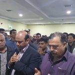 Funeral Pray of #MQMUK Organising Committee Member Naeem Arain Bhai has offered. #London #MQM http://t.co/IYYmoxglqd