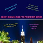 Mixer! Join 230FIFTHRooftop with @GreenDrinksNYC on 9/8 http://t.co/saFhKXEHzh #smallbusiness #tech #Startup #NYC #NY http://t.co/GMtGouSNra