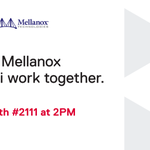 #VMworld: Tintris @erwindaria is presenting at the @mellanoxtech booth #2111 tomorrow at 2PM. #stopLUNACY http://t.co/o0zw4bBe2d