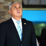#Internacionales Congreso de Guatemala retira inmunidad a presidente Otto Pérez Molina http://t.co/YArJzddZP7 #NM935 http://t.co/9x1tpkB3UO