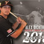 Chihuahuas outfielder Alex Dickerson named 2015 PCL Rookie of the Year! http://t.co/fjNyzzXmzd http://t.co/I7PpemmNkA