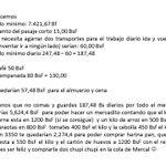 #Venezuela. Super-inflación en gastos cotidianos escoñetó finanzas personales. RT @yilales: RT @LadyGhostVzla: (...) http://t.co/3DqXEkJPqk