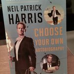 My book is out in paperback 9/15: lighter, flexible & with a fancy new cover! #LifeofNPH http://t.co/rTh84YJS4J