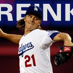 Zack Greinke wins in a battle of aces by allowing just 1 R in 7.1 IP. Dodgers top their NL West rival Giants, 2-1. http://t.co/B5VNZNqRIG