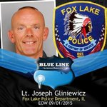 With respect for Lt. Charles Joseph Gliniewicz, #FoxLake Police Dept #IL #EOW 9/01/15 https://t.co/pM6HSDOPyL #LESM http://t.co/Nhoxi1tsFb