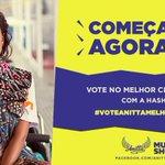 Continuem votando no melhor clipe TVZ com a hashtag #VoteAnittaMelhorClipeTVZ aqui pelo Twitter, tá!????? http://t.co/hrod0lQwIQ