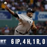 #BIGMike has a 2.03 ERA in 5 starts with the #Yankees against the Red Sox. #PinstripePride http://t.co/IYSY2NCmlu