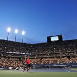 The night party started 40 years ago. What would the #usopen be without night tennis? http://t.co/34bO9Y1Uoc http://t.co/5W2kW1xvNc