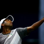 Out on Court 4, Rajeev #Ram scores just his second-ever #usopen main draw win, d. #Harrison 7-6(3), 6-4, 6-1. http://t.co/5nr8Y3L0Zj