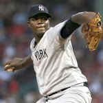 FINAL: the @Yankees defeat the Red Sox 3-1 Michael Pineda: 6IP 4H 1ER 0BB 7K Brett Gardner: solo HR http://t.co/JlnDsYuSpx