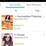 Wow No.2 na agad agad ???????????? @previewmag #PSYUnahanSaKatotohanan KathrynForPreview http://t.co/0OR2tlhyZ8