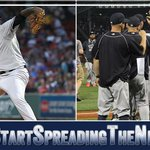 RECAP: #BIGMike sets tone, bullpen dominates as #Yankees even series with Sox: http://t.co/uK2bGWXH6h #PinstripePride http://t.co/MVbmrmKI34