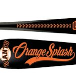 Check out the tap handles that will pour @AnchorBrewings #SFGiants beer, Orange Splash Lager. http://t.co/99gxJo8B7c http://t.co/hvEt5WQ59X