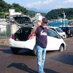 脱輪させ、住民のカメラにピースサイン…イルカ漁妨害の「大物活動家」 今度は和歌山で自損事故 旅券不携帯逮捕につづき 「早く出て行って」と地元民 - 産経ニュース http://t.co/tCvDrBbHHJ @Sankei_news http://t.co/CqiXrkUVq8