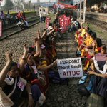 Biggest strike ever? Bharat Bandh today, India braces for protest by trade unions http://t.co/zrff77XXhG http://t.co/cOuhjo1rIE