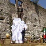 Y quedó develada la estatua de @DonPorfirioDiaz en la ciudad hermana de #Orizaba. ???????????????????????????????????????? http://t.co/9ECywodLtv