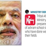 PM Modi's questions force rethink on ashram schools for tribal students http://t.co/oWrr2vmXtj http://t.co/uhbUr8wGWL