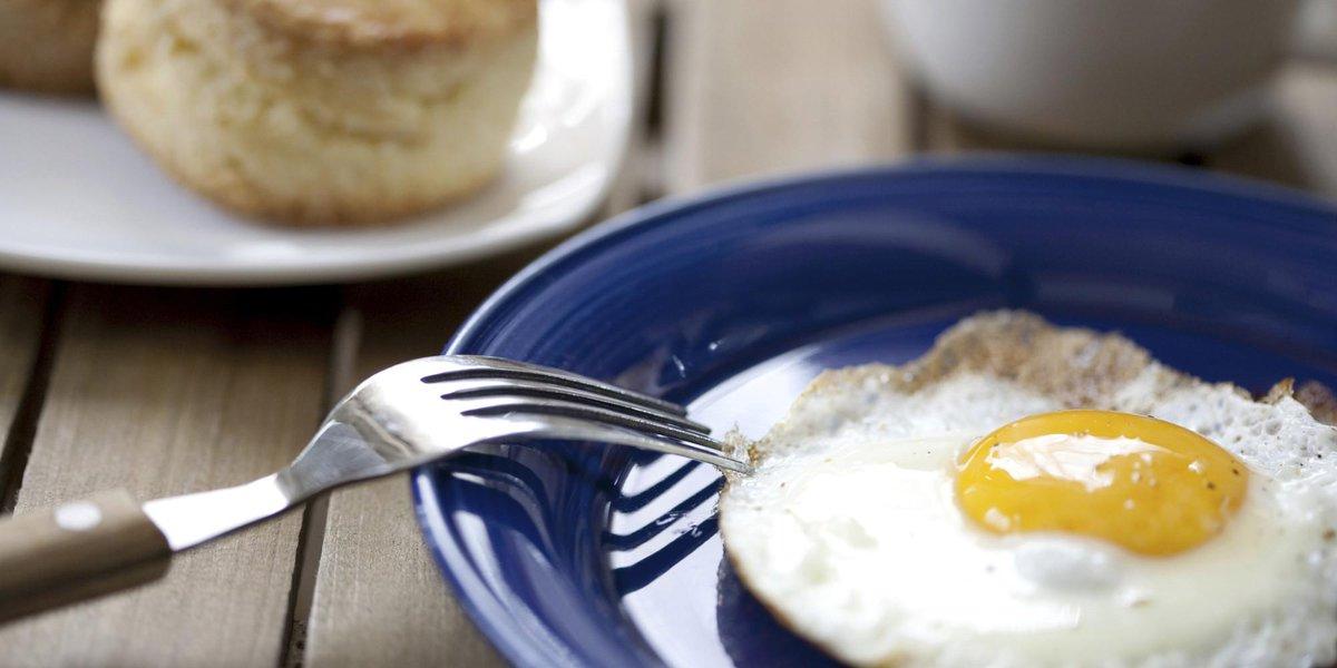 Быстрый и сытный завтрак для мужчины