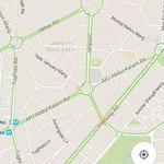 Google Map Removed Aurangzeb Raod and added Dr Abdul Kamal Road. Via -@electionreport1 http://t.co/2QHV8LDXnV