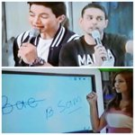 QT @THEROGELIOS ALDEN AND @sam_yg BE LIKE: ALDEN: BESPREN! CRUSH MO ANDYAN! SAM: ANO BA!!! #ALDUBJourneyToForever http://t.co/mDMoSk3Z9c""