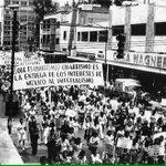 El movimiento obrero de Cananea y río blanco, en contra de la explotación sufrió la persecución de Porfirio Díaz. http://t.co/GsB19sohzN