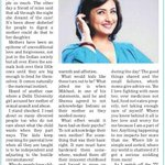 Of Indrani and more... Tribune today