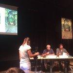 """B.Travier représente @saurel2014 conf de presse """"rentrée du théâtre Jean Vilar"""" 26 nouveaux spectacles #Montpellier http://t.co/FalQZhykcZ"""