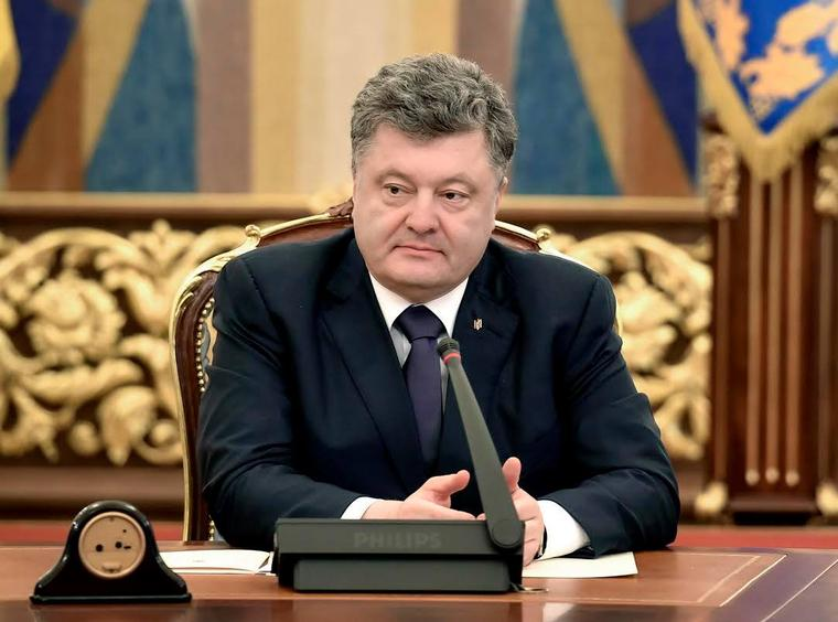 Порошенко призвал весь мир объединиться против России