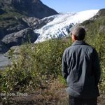 President Obama, in bucket-list mode, hiked alone up an Alaskan glacier http://t.co/Pv55UAF6lv http://t.co/xK5MB4hUi3