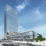 【再開発】来春完成「JR新宿ミライナタワー」、新ランドマークとなる複合施設開業 http://t.co/oMwoFh8lEF 旧新南口駅舎跡地に建設中の高さ170mの複合ビル。オフィスは地上5~32階で、商業施設は1~4階となる。 http://t.co/W44o2jvKSq